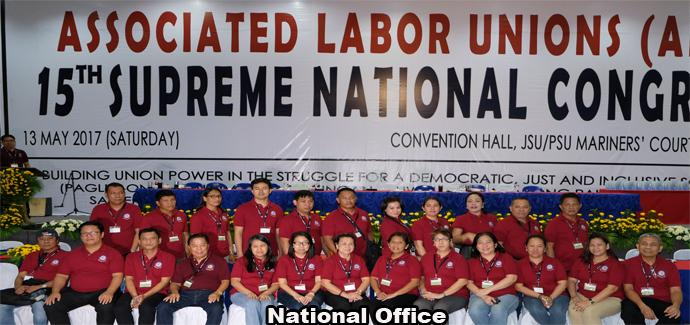 Associated Labor Unions Home